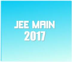 JEE Main 2017