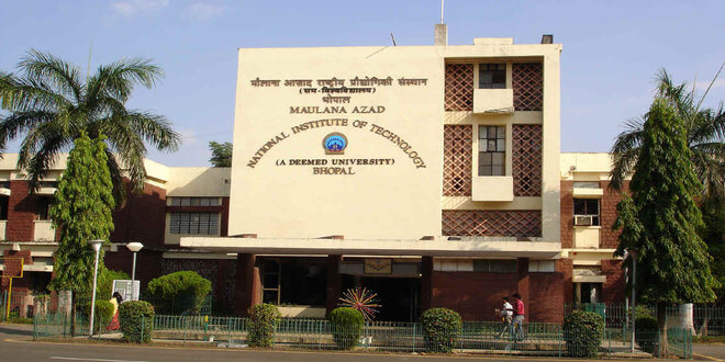 MANIT Bhopal MBA Admission 2017