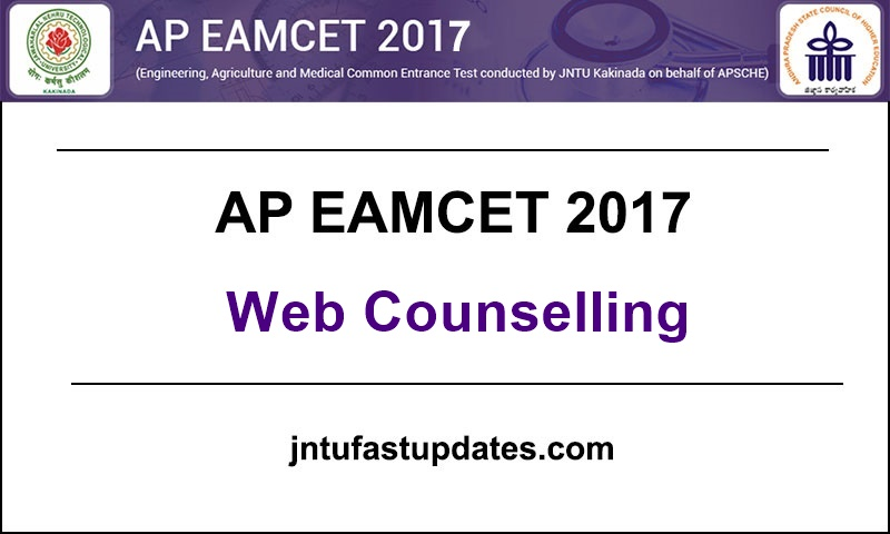 AP EAMCET Counselling 2017 – Check Here Dates and Process