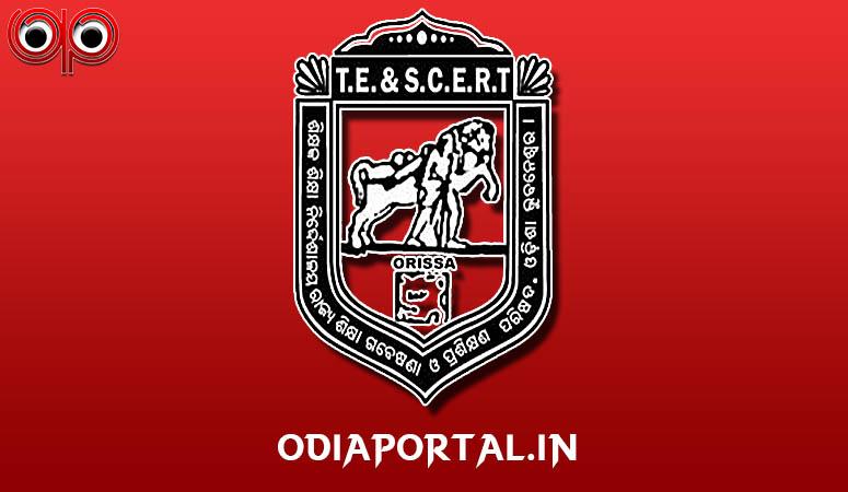 SCERT Odisha Application Form 2017