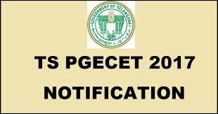 TS PGECET 2017 – Syllabus, Hall Ticket, Response Sheet, Result