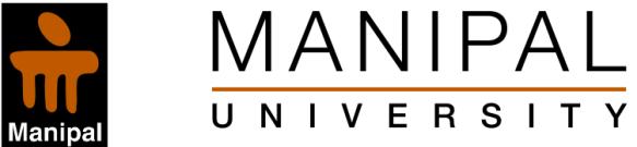 Manipal University Counselling 2017 Schedule