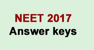 NEET 2017 Answer Key Official by CBSE – Dates Announced