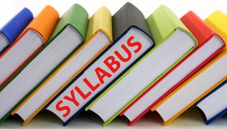 GATE 2018 Syllabus – Syllabus for GATE Exam