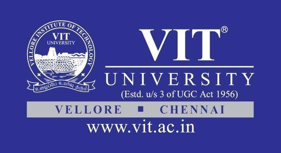 VIT Under Graduate Admission 2017