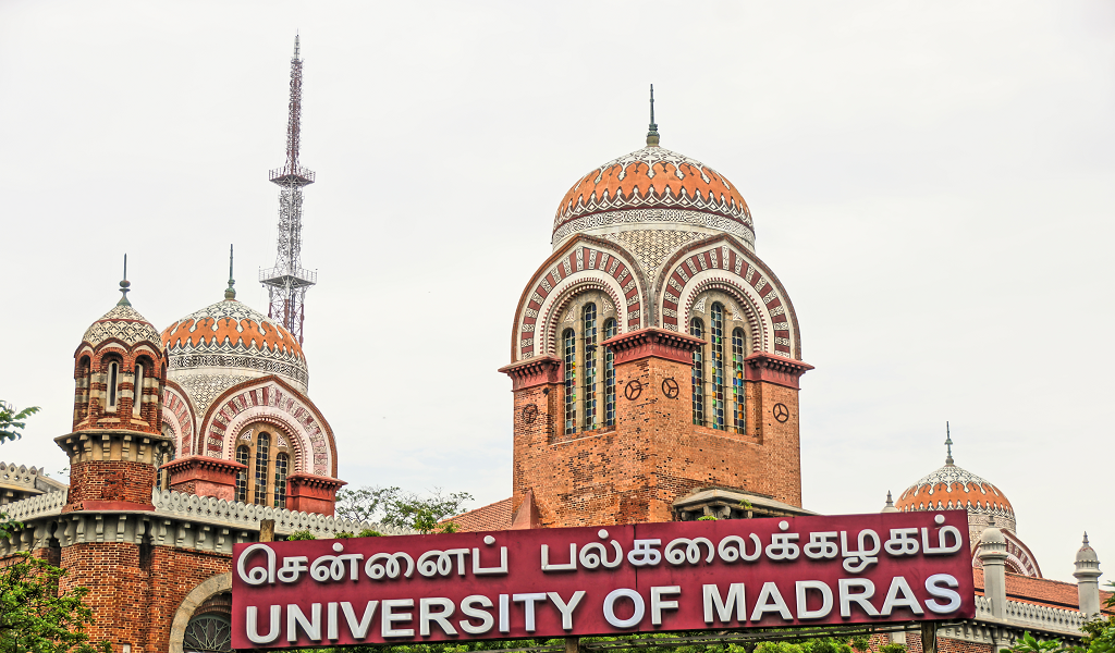 University Of Madras Online Courses