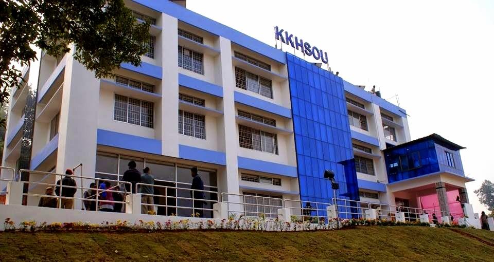 KKHSOU Admission 2017