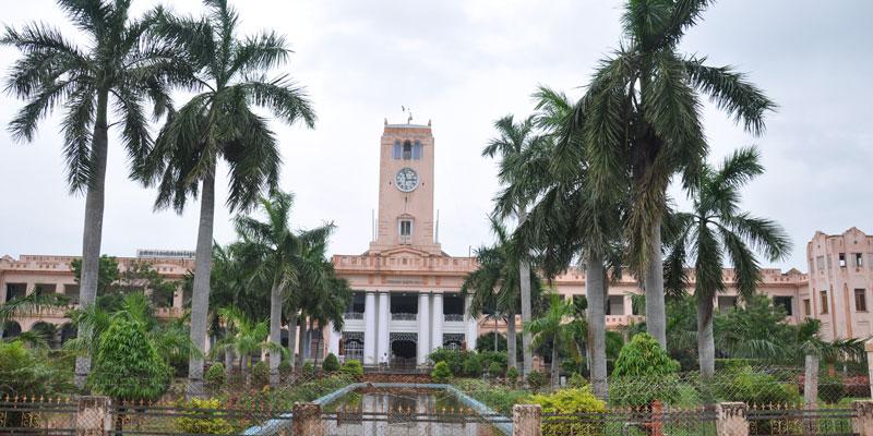 Annamalai University Collaboration