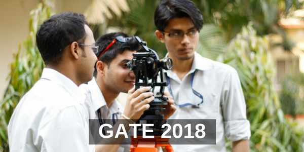 GATE 2018 – Exam Dates, Eligibility, Application Process Announced