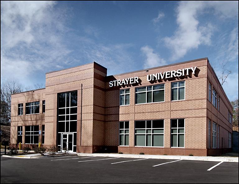 Online- Strayer University