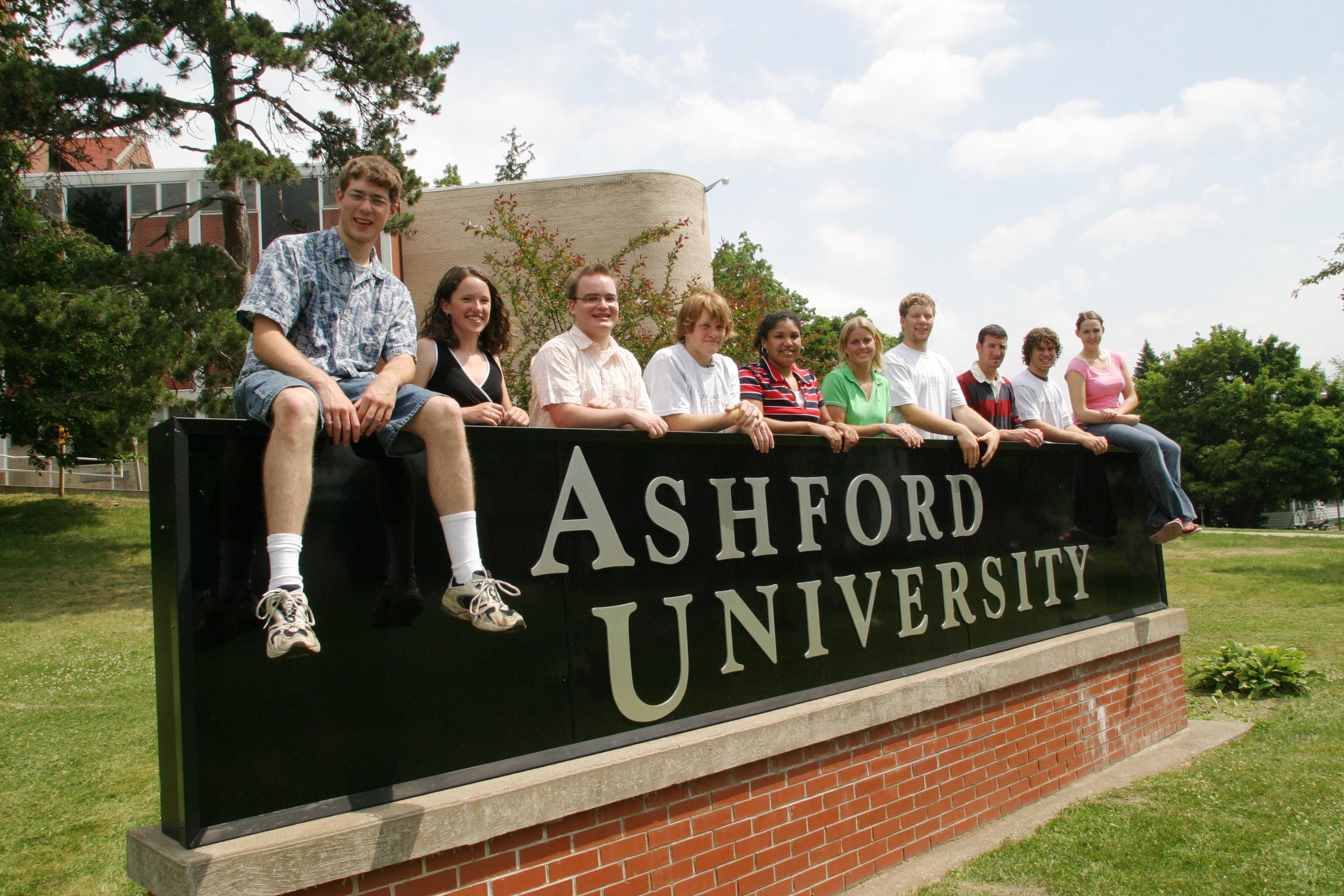 Online-Ashford University