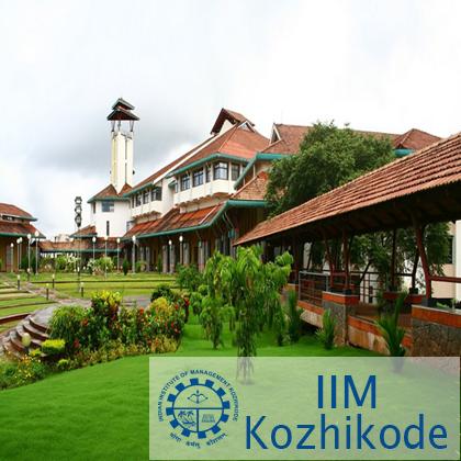 Online MBA-IIM Kozhikode
