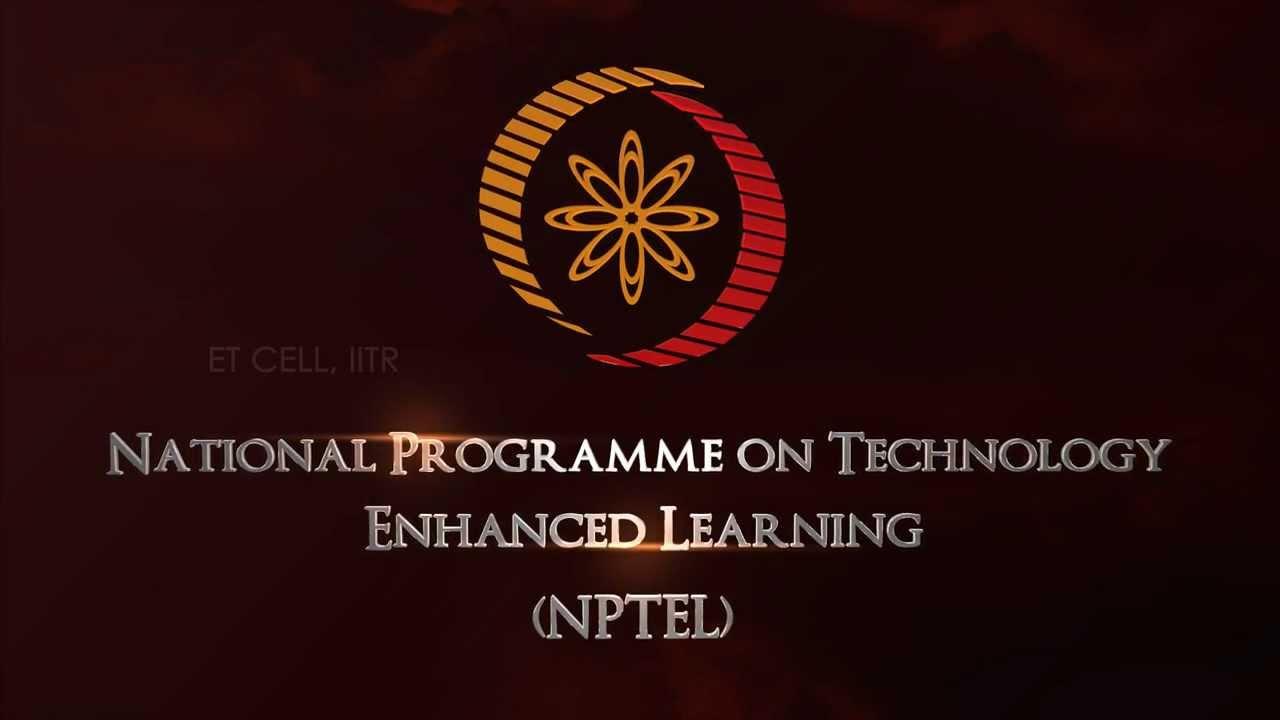 National Programme on Technology Enhanced Learning
