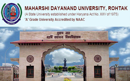 MDU Rohtak Admission 2017 – Centralized Online Counselling for M.Sc & M.Pharm