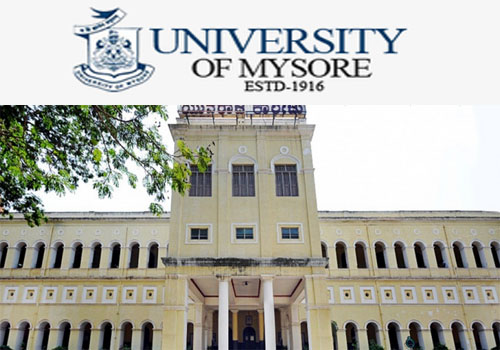 Mysore University Admission