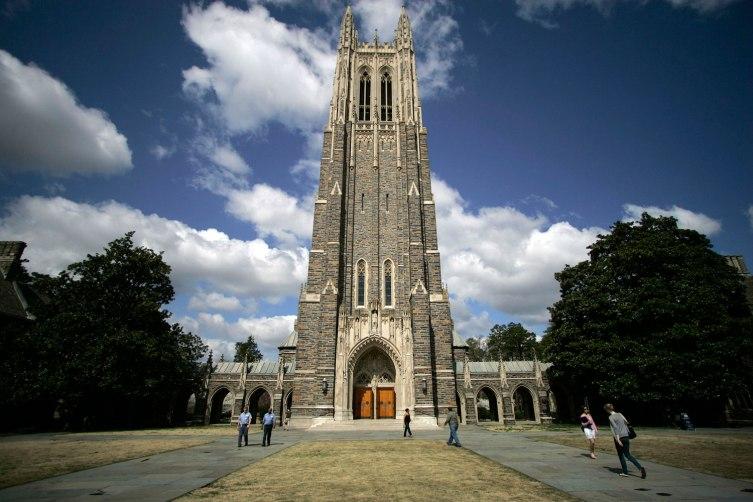 Online Duke university