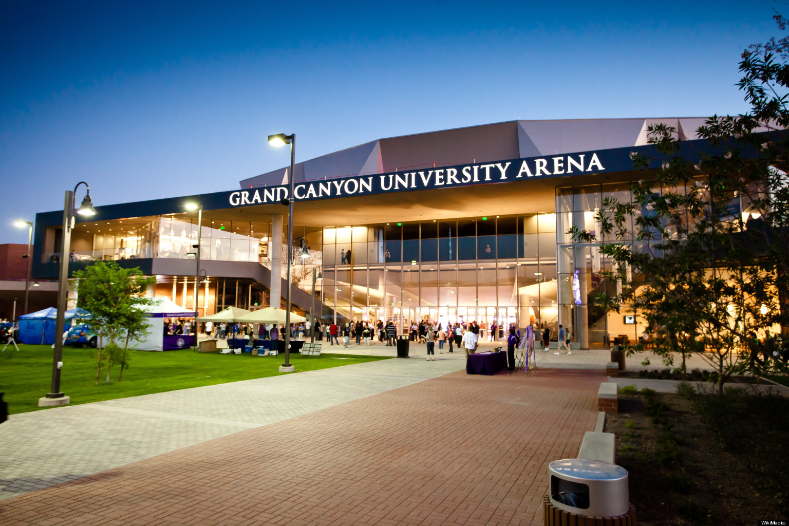 Grand Canyon University's online
