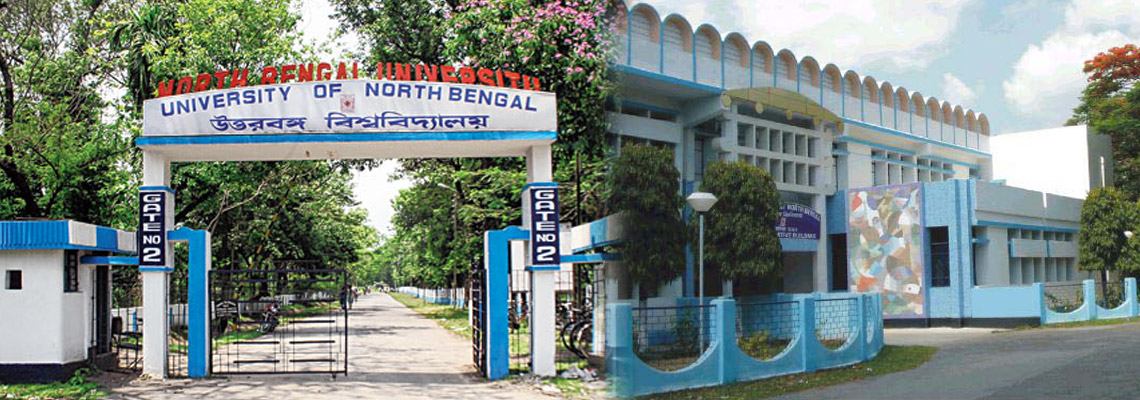 University of North Bengal MA / M.Sc Admission 2017
