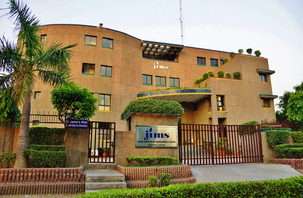 JIMS (Jagan Institute of Management Studies) JIMS Admission 2018