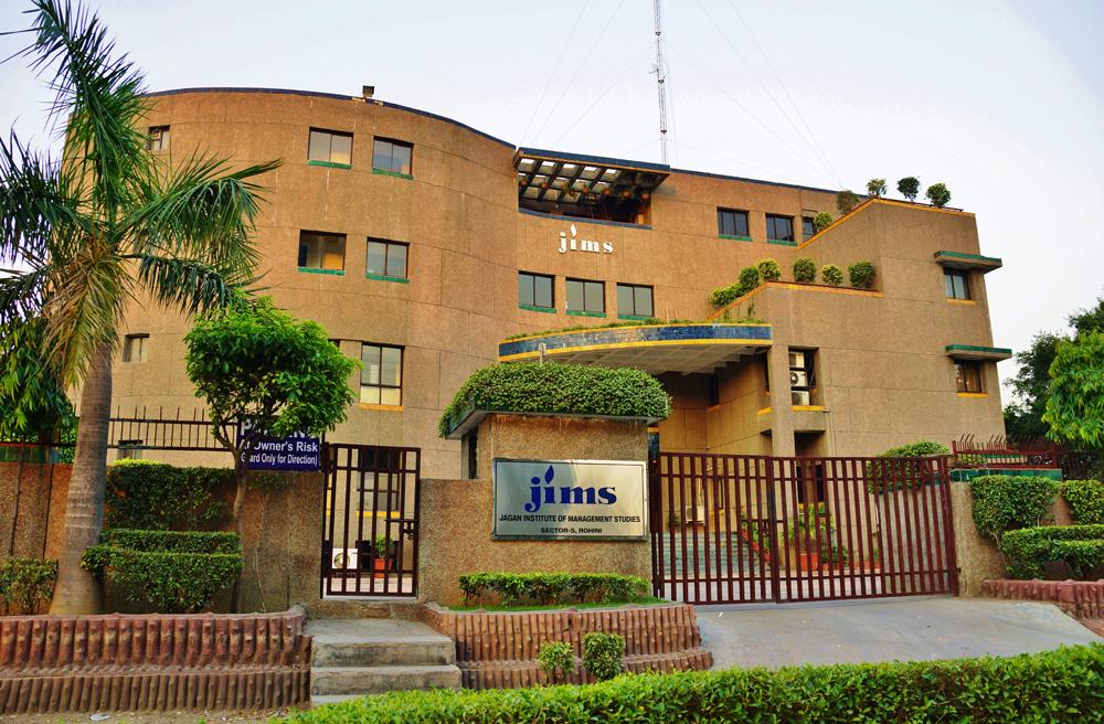 JIMS (Jagan Institute of Management Studies) JIMS Admission 2018