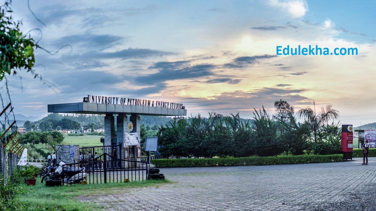 UPES M.TECH Engineering Entrance Test UPES MEET