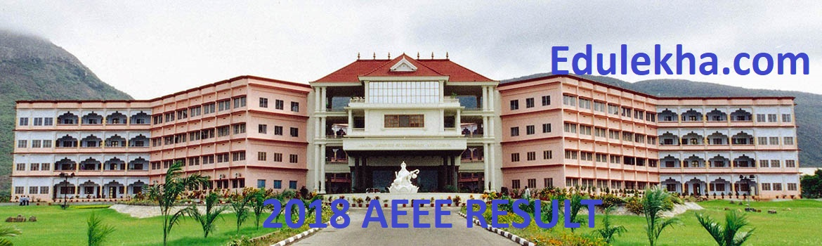 2018 AEEE Result