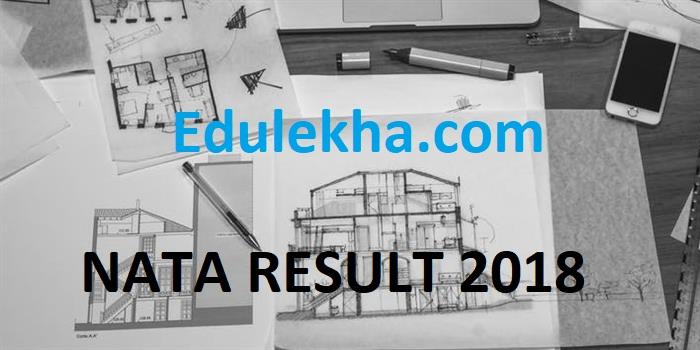 NATA 2018 Result