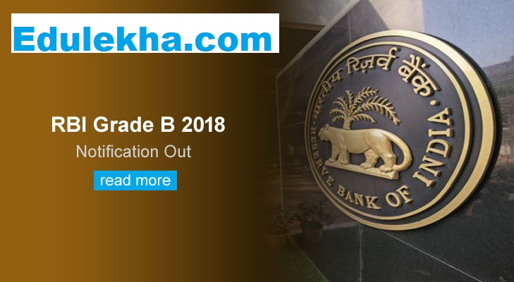 2018 Admit Card RBI Grade B -download here