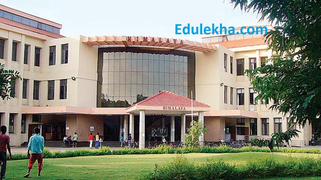 Admission 2018 IIT Madras M.Tech