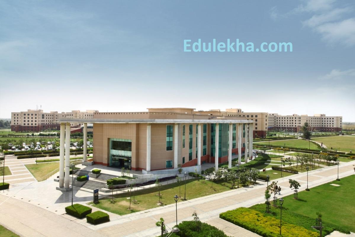 PhD Admission Shiv Nadar University 2018-19