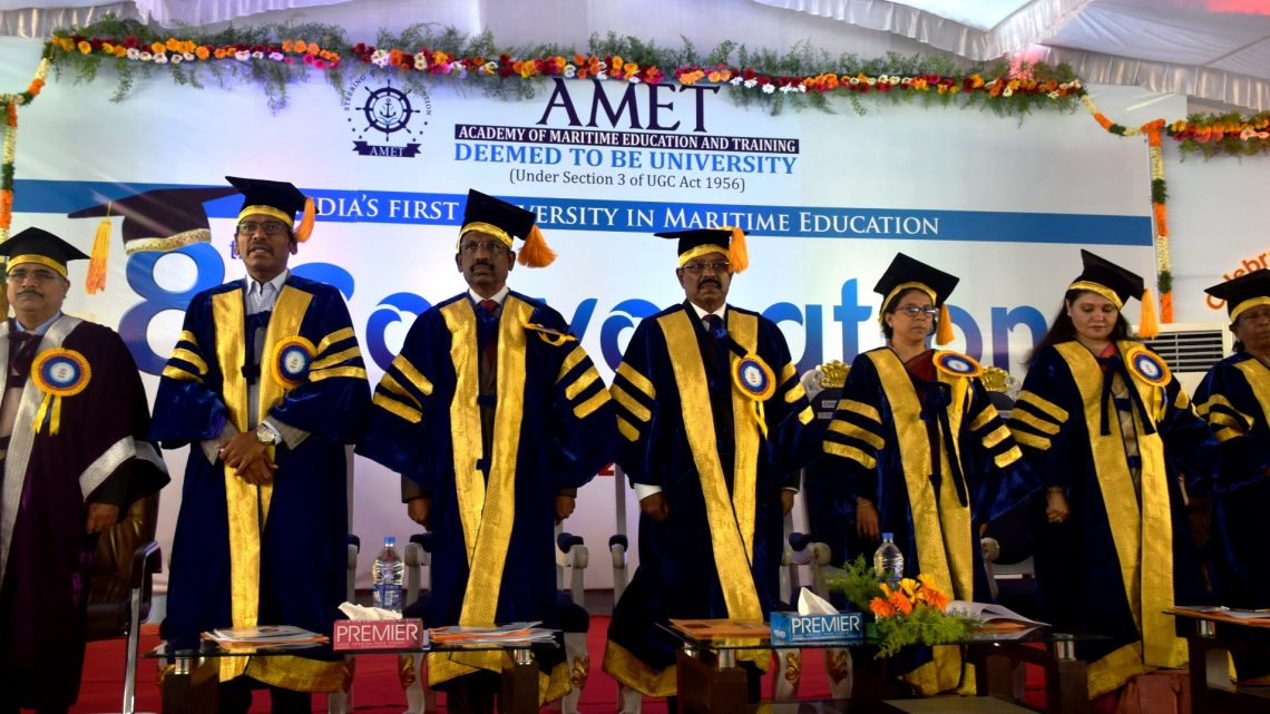 AMET University UG and PG Admissions 2019: Placement, Result, Fees