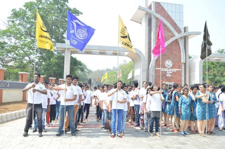 Sambalpur University Distance Education Admission: Admit Card, Time Table, Result