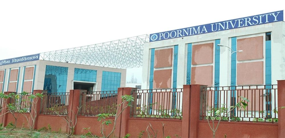 Poornima University (PU) UG & PG Admission 2019: Courses, Eligibility, Fees