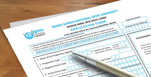 IGNOU Admission 2019: Registration, Last Date, Online Application Form, Admission Procedure
