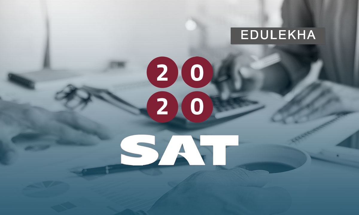 SAT 2020 Latest Update