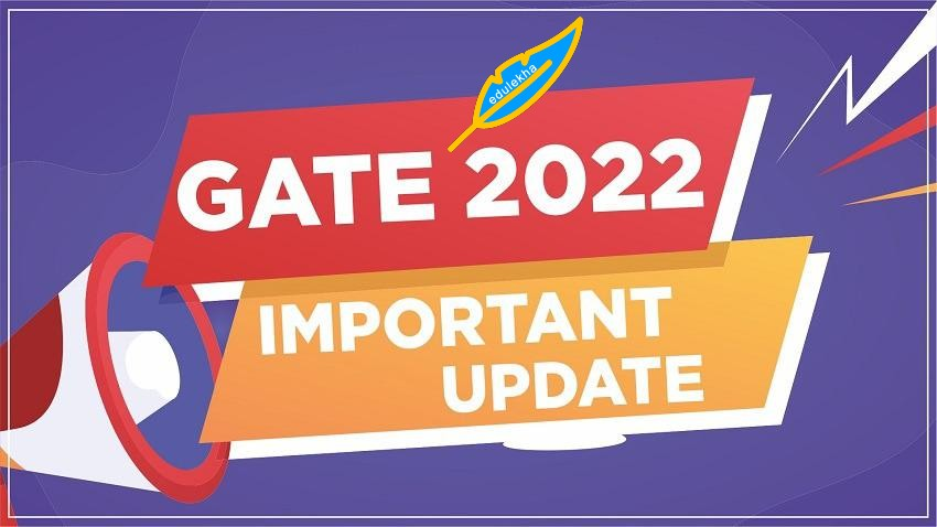 GATE 2022 – Exam Date (Out), 2 New Papers, Syllabus, and Form !